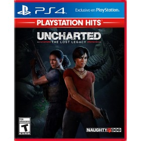 Juego PS4 UC: The Lost Legacy_Hits Lat