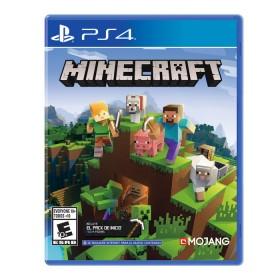 Juego PS4 Minecraft Bedrock Edition