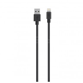 Cable BELKIN Carga Lightning Connector 1.2 M Negro