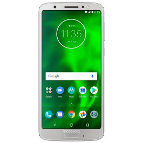 Celular Libre MOTOROLA Moto G6 Plata DS 4G