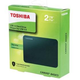 Disco Duro Toshiba Basic 2TB