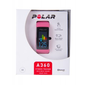 Monitor Polar A360 - M - Rosado