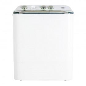 Lavadora HACEB Semi Automática 7Kg AS0700 Blanco1