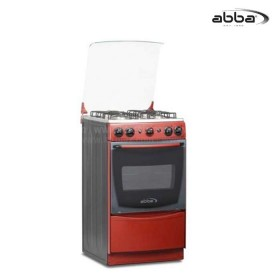 Estufa ABBA AB2016N R EE Gas Natural Roja