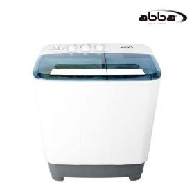 Lavadora Semi Automatica ABBA 7Kg LA70SA B Blanco