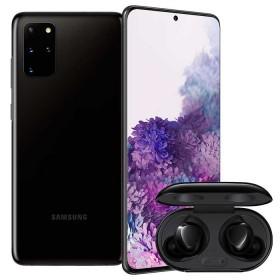 Combo Celular SAMSUNG Galaxy  S20 Plus 128GB Negro + Buds Plus Negro
