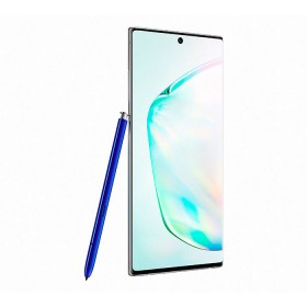 Celular SAMSUNG Galaxy Note 10 Plus DS 256 GB Plateado
