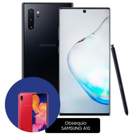 Celular SAMSUNG Galaxy Note 10 Plus DS 256 GB  Negro