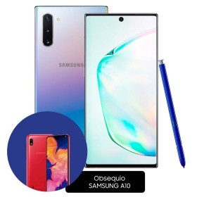 Celular SAMSUNG Galaxy Note 10 DS 256 GB  Plateado