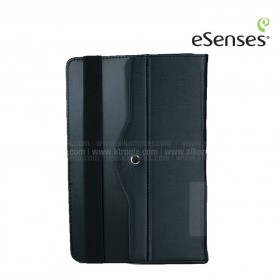 "Estuche Tablet ESENSES Base Girable 7"" Negro"