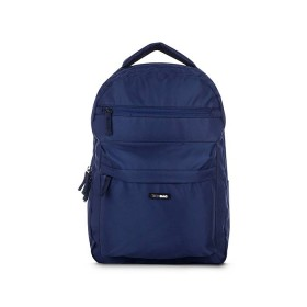 "Morral TECHBAG Nylon 15"" Azul"