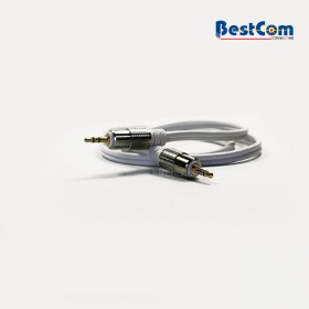 Cable de Audio Estéreo BESTCOM 3.5 mm / 0.91 mts