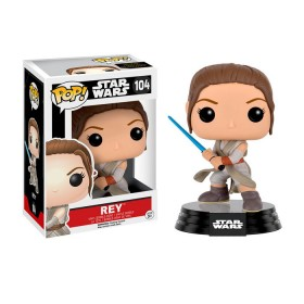 FUNKO POP! Star Wars Rey