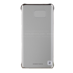 Clear Cover SAMSUNG S6 edge Plus Silver