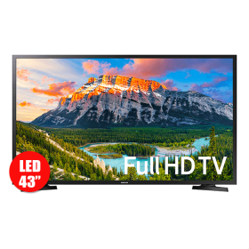 "Tv43""108cm LED Samsung 43J4290 Full HD Smartv"