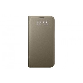 Led View Cover Gold S7