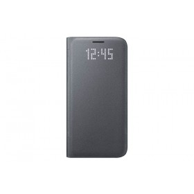 Led View Cover Black S7