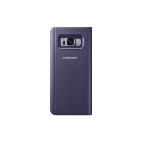 ClearView Stan Cover SAMSUNG S8 Violeta