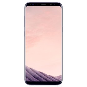 Celular libre SAMSUNG Galaxy S8 Plus DS 4G Gris Violeta GRATIS  Wireless Charger + 6 Meses de Mobile Care
