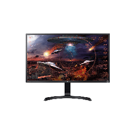 "Monitor Gamer LG 32UD59 4K 32"" Negro"