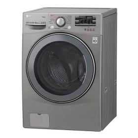 Lavadora Secadora LG Carga Frontal 15 Kilogramos WD15EGS Gris