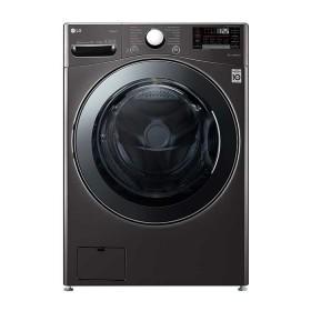 Lavadora Secadora LG Carga Frontal 22 Kilogramos WD22BV2S6B Negro