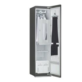 Styler Spa y Desodorizador de Ropa LG S3MFBN Negro Espejo