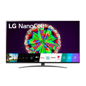 "TV LG 65"" Pulgadas 164 Cm 65NANO81DNA LED 4K-UHD Plano Smart TV"
