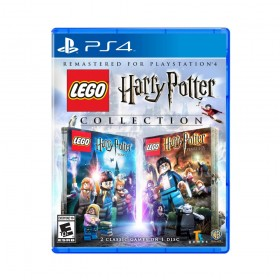 Juego PS4 LEGO Harry Potter Collection