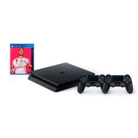Consola PS4 1 Tera + 2 Controles + Juego FIFA 20 - LATAM