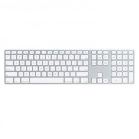 Teclado APPLE Numeric Keypad Blanco