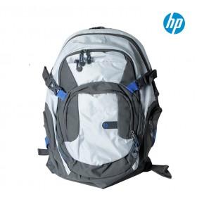 "Morral HP Full 16.6"" Gris/Blanco"