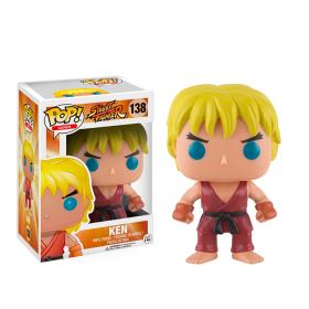 FUNKO POP! Street Fighter Ken