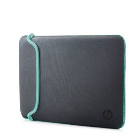 "Funda HP Chroma 15 6"" - Gris / Verde"