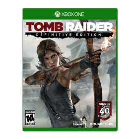 Videojuego XBOX ONE Tomb Raider: Definitive Edition