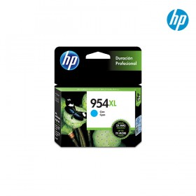 Cartucho Tinta HP 954XL Cyan