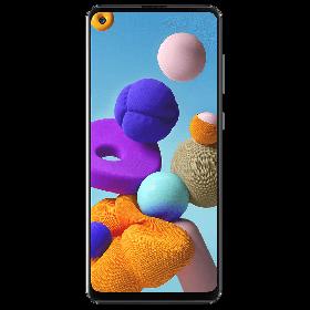 Celular SAMSUNG Galaxy A21S 64GB Negro