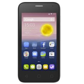 Celular Alcatel Pixi First 3G Plata - Blanco