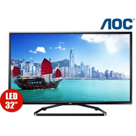 "TV 32"" 80cm LED AOC LE32H1551 HD"