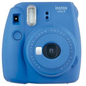 Cámara FUJIFILM INSTAX Mini 9 Azul Cobalto
