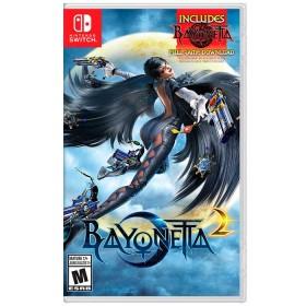 Videojuego SWITCH Bayonetta 2