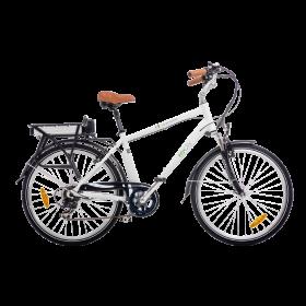 bicicleta E-CITY Maverik 350W Blnca Pt