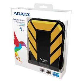 Disco Duro ADATA Antigolpes HD710 1TB Amarillo