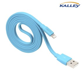 Cable USB/ Lightning KALLEY Azul