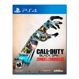 Juego PS4 Call Of Duty BoIII Zom