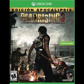 Videojuego DEAD RISING 3 XBOX ONE