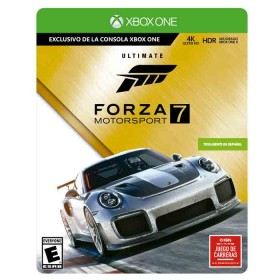 Videojuego XBOX ONE Forza Motorsport 7 Ultimate Edition-1