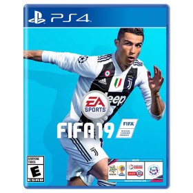 Videojuego PS4 FIFA 19 Edición STANDARD