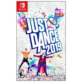 Videojuego SWITCH Just Dance 2019