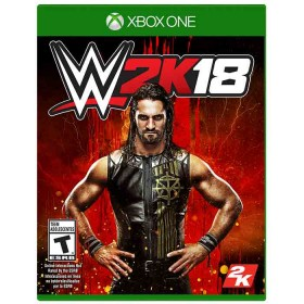 Videojuego XBOX ONE WWE 2K18
